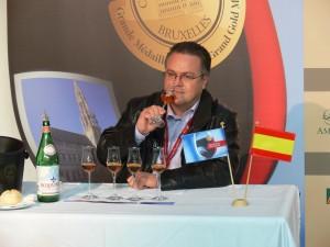 Concurso Mundial Spirits Selection en Guimaraes Portugal Mayo 2012